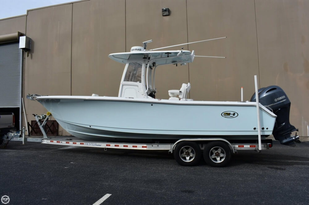 Sea Hunt 25 Gamefish 2014 Sea Hunt 25 Gamefish for sale in Myrtle Beach, SC