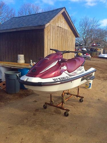 Yamaha XL 760 Excellent Condition
