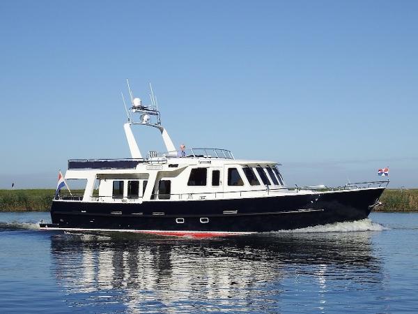 Alm Trawler 16.80