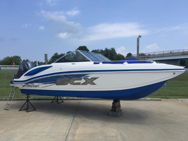 Starcraft 230 OB SCX EXT