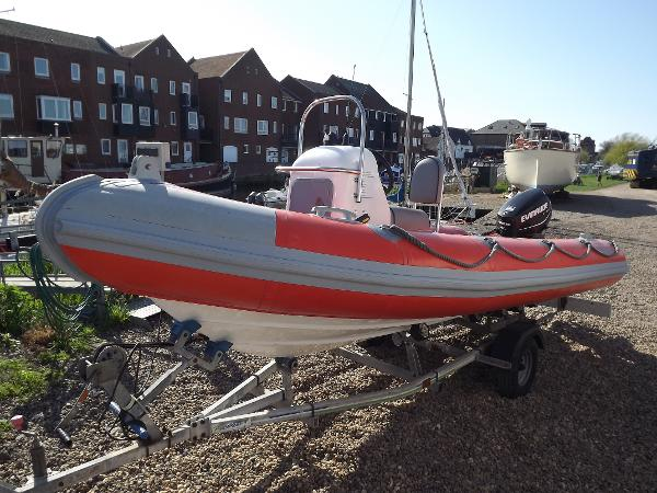 Ribcraft 4.8M (available)
