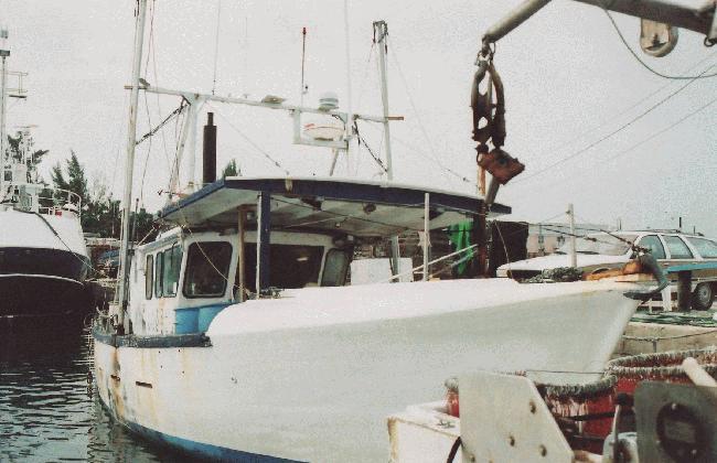 Sea Way Trawler