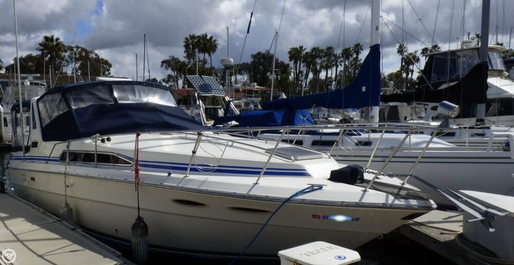 Sea Ray 340 Sundancer 1986 Sea Ray 340 Sundancer for sale in San Diego, CA