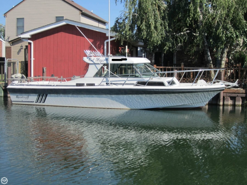 SportCraft 270 Fisherman 1988 Sportcraft 270 for sale in Saint Clair Shores, MI