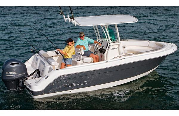 Robalo R222 Center Console Manufacturer Provided Image