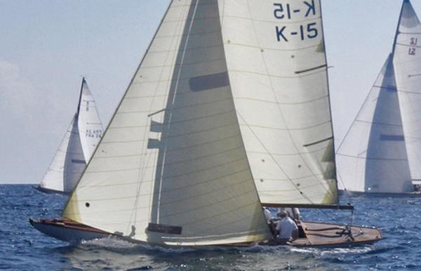Alfred Mylne Classic Gaff sloop 1926