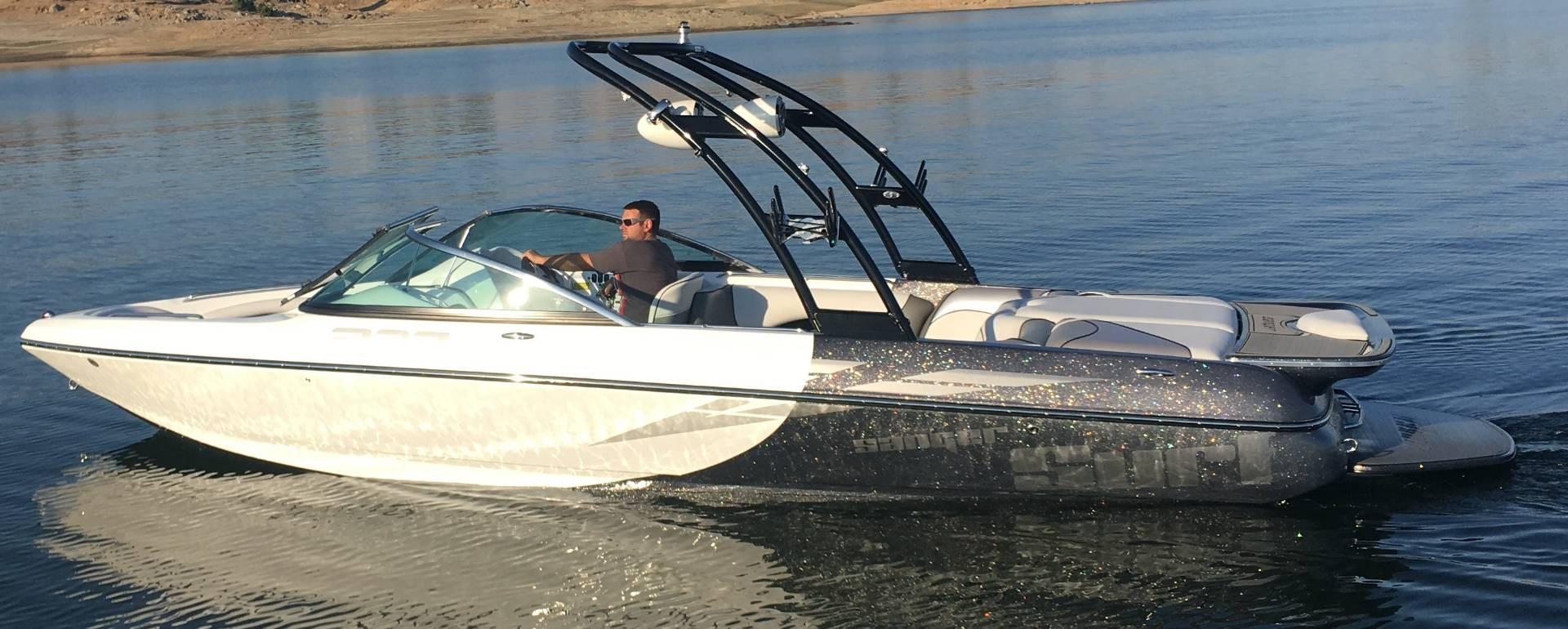Sanger Boats 237 SX