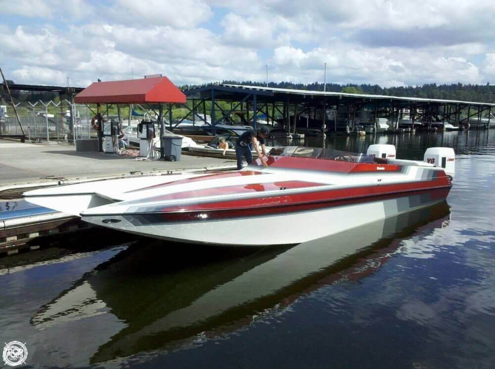 Eliminator Boats Daytona 1988 Eliminator Daytona for sale in Kenmore, WA