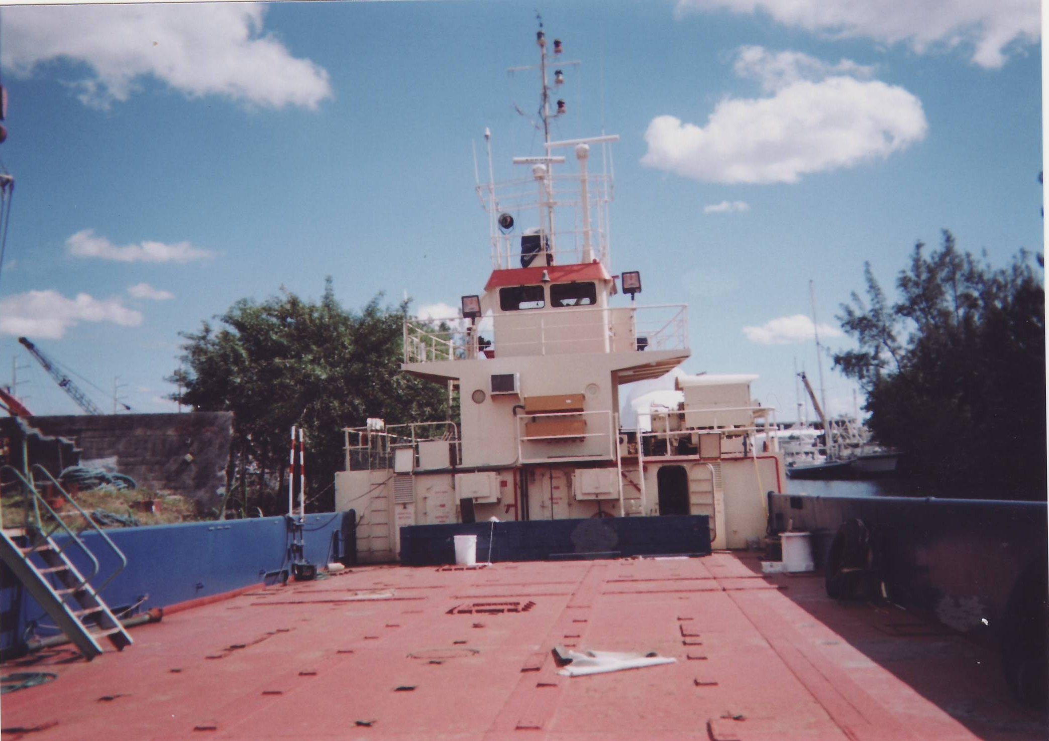 Custom LCM Landing Craft