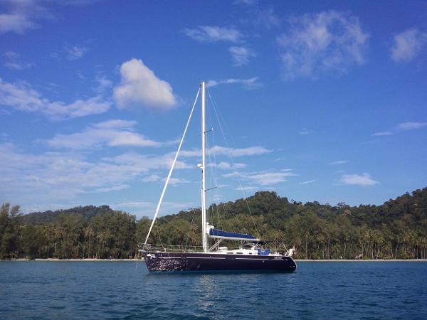 Beneteau Oceanis 473 Sail Boat