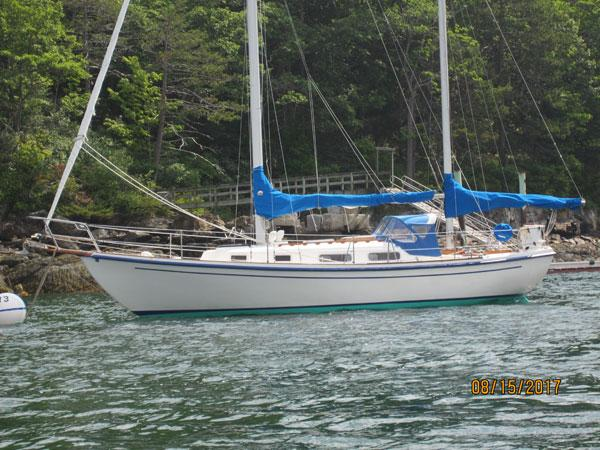 Allied Seawind II 32'