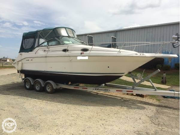 Sea Ray 270 Sundancer 1997 Sea Ray 270 Sundancer for sale in Colfax, NC