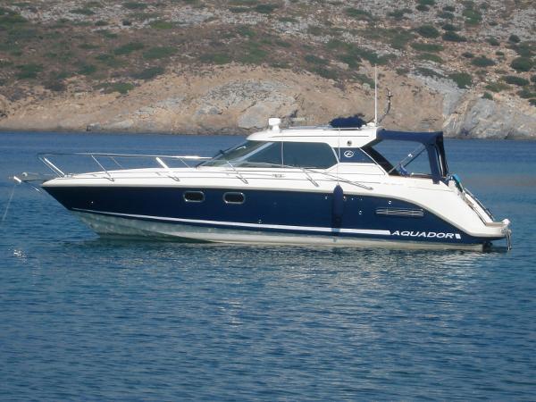 Aquador 26 HT Aquador 26 HT - Open Motor Yacht