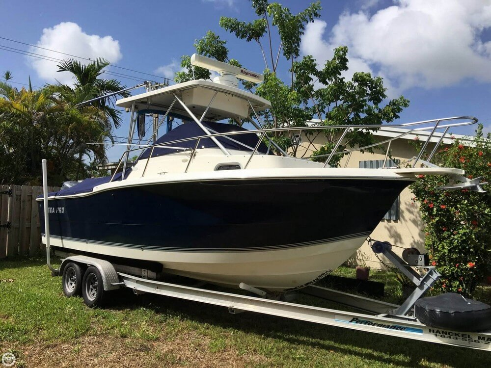 Sea-pro 24 2001 Sea Pro 24 for sale in Cutler Bay, FL
