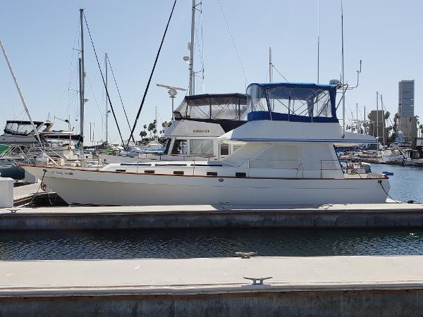Lancer Yachts 45