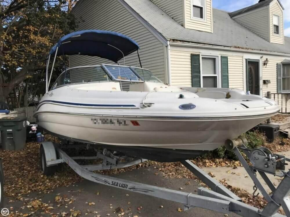 Sea Ray 190 Sundeck 2000 Sea Ray 190 Sundeck for sale in Milford, CT