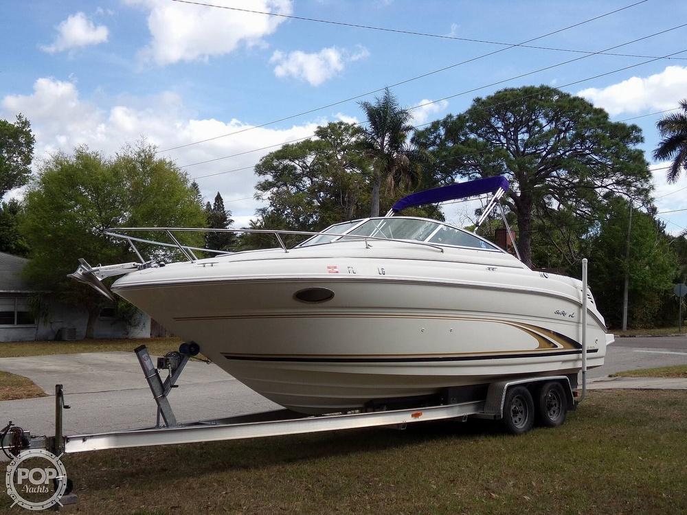 Sea Ray 245 Weekender 2000 Sea Ray 245 Weekender for sale in Bradenton, FL