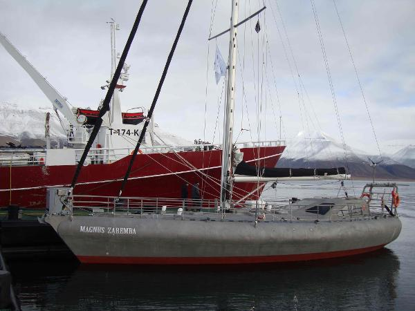 Megas 56 Custom Exploration Vessel