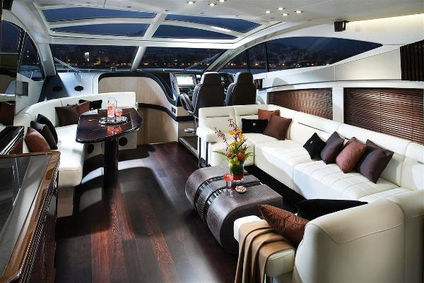 Sunseeker Predator 68 Interior