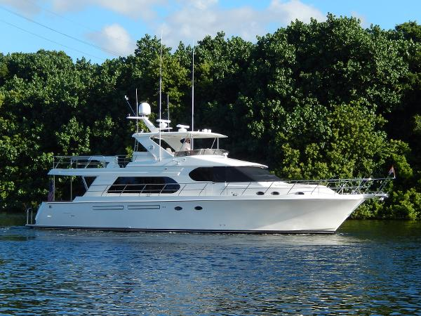 Ocean Alexander 64 Pilothouse Profile - NEXT VENTURE