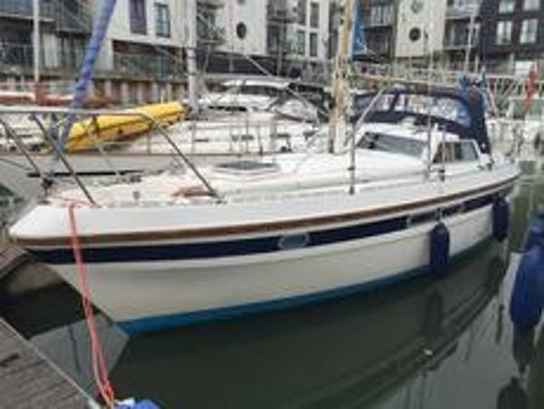 Southerly 28 Home berth