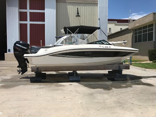 Sea Ray 21 SPX OB