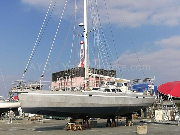 Custom chatam 60 AYC Yachtbrokers - CHATAM 60