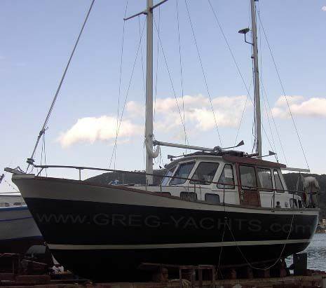 Siltala Yachts NAUTICAT 33 Photo 1