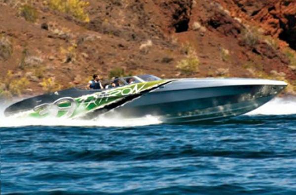 Kachina Boats PATRON