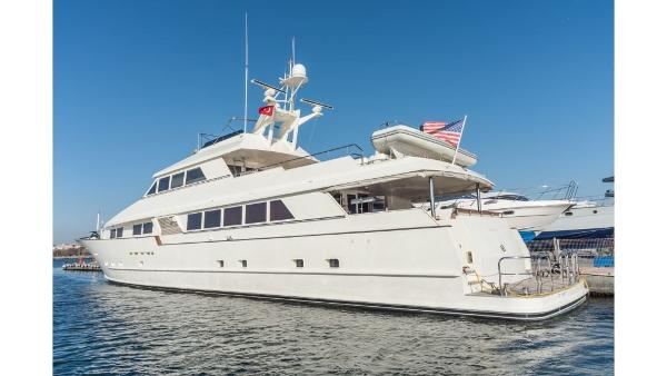 Broward Motoryacht  130ft 1989/2012