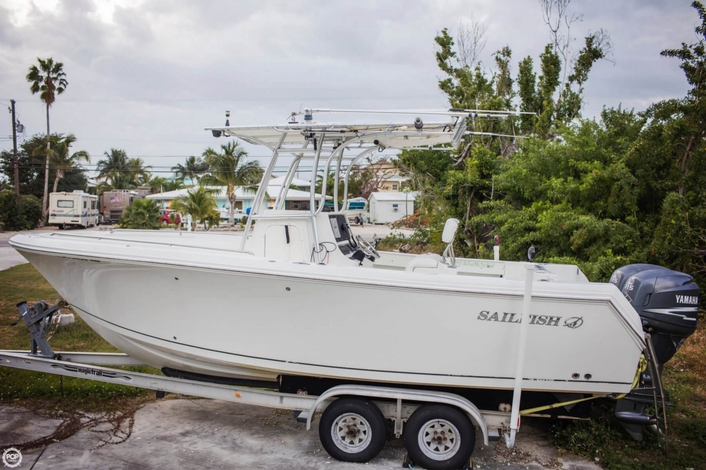 Sailfish 2360 CC 2006 Sailfish 23 for sale in Summerland Key, FL