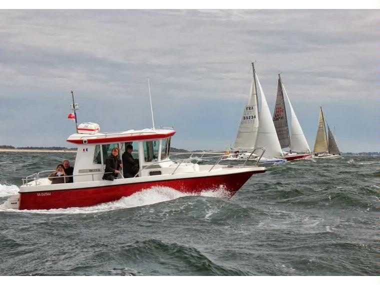 Linex Boat Oy Linex Boat Oy Nord Star 24 Patrol