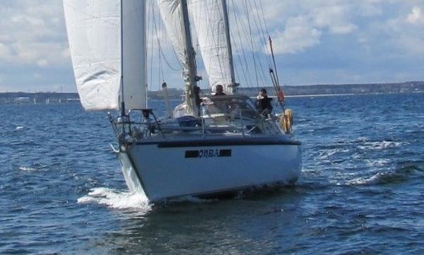 Custom Asmus KG Yachtbau Hanseat Commodore Ketch Hanseat Commodore 1