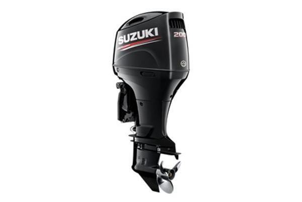 Suzuki 200 hp 4-Stroke