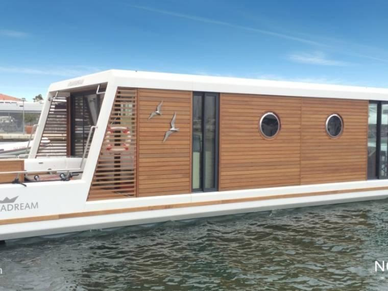 Houseboat Nomadream 1300