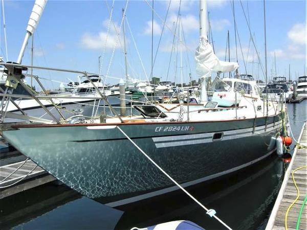 Bruce Roberts Custom Offshore 44