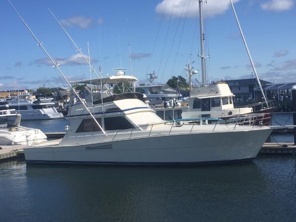 Viking 48 Convertible Sportfish