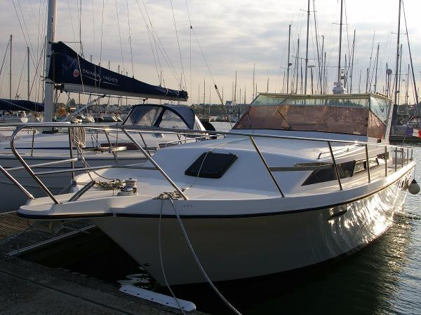Guy Couach 980 GUY COUACH 980 - ATOUT NAUTISME YACHT BROKER