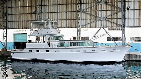 Allied Marine Motor Yacht 1966 Allied Marine Motor Yacht