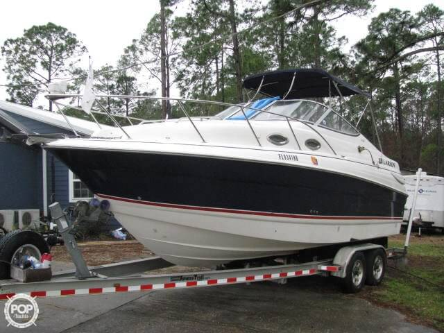 Larson Cabrio 240 Mid Cabin 2006 Larson 240 Cabrio for sale in Ormond Beach, FL