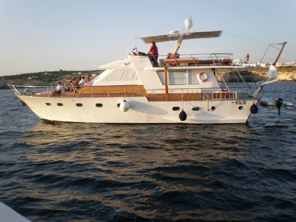 Cantiere Picchiotti  Cariddi 58 fly