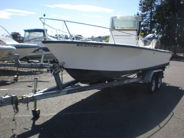 Sea Craft 20 Center Console