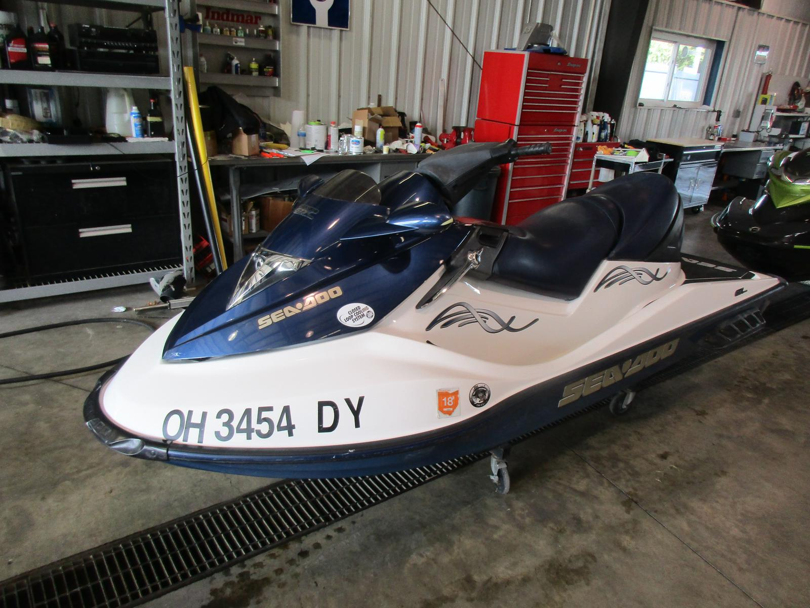 Sea-Doo GTX 155 4 stroke