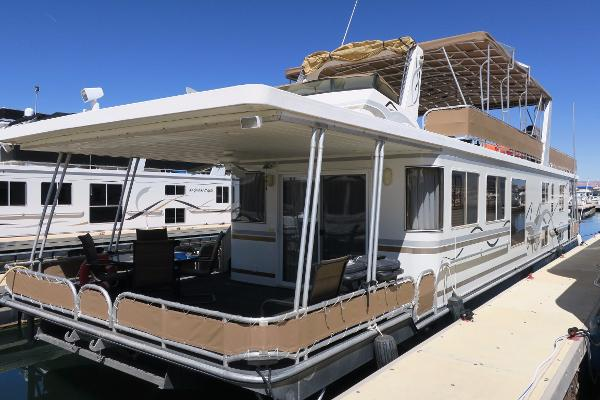 Lakeview Yachts Multi Owner Houseboat 1/4