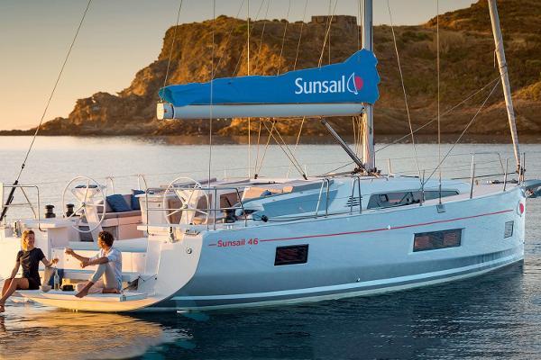 Sunsail 46