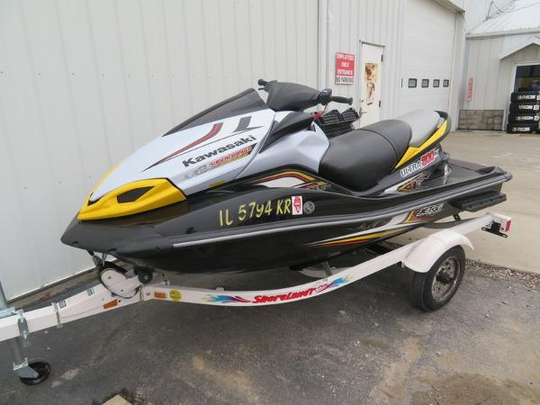 Kawasaki Jet Ski® Ultra® 300X