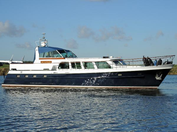 Super van Craft 1500 Windscherm