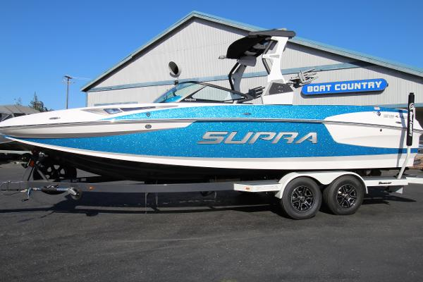 Supra SE 450 with Swell Surf System