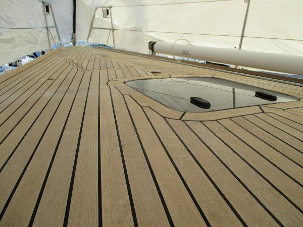 foredeck flush hatches