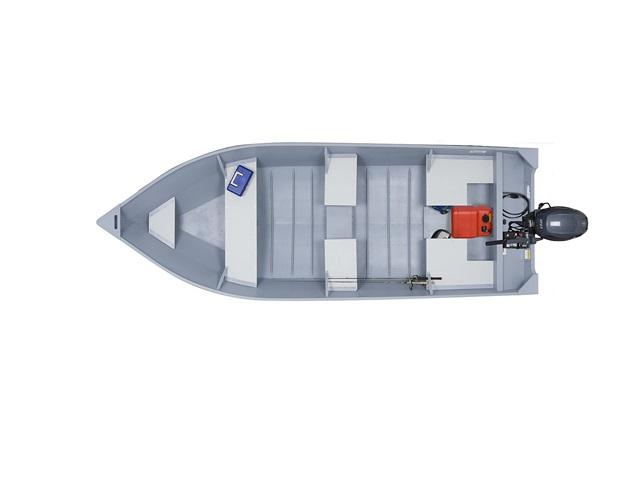 G3 Angler Deep-V Guide V16 CXT